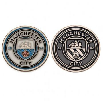 Manchester City Golf Ball Marker
